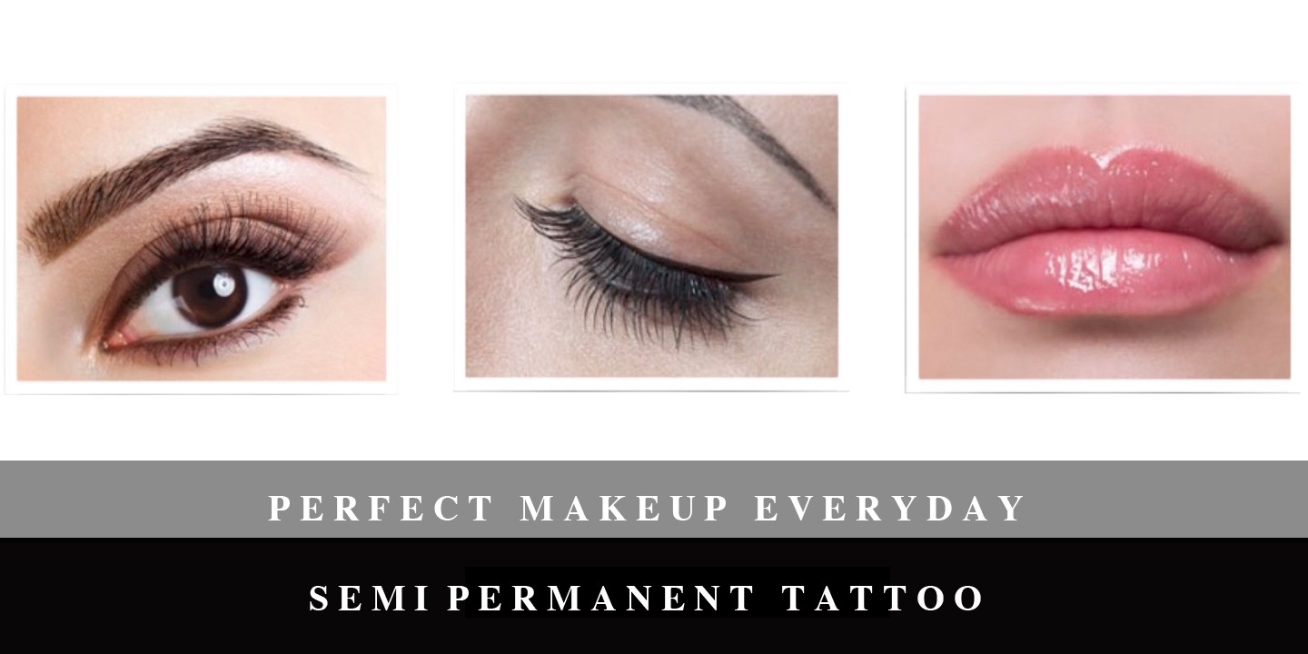 Eye tattooing - beauty for every day